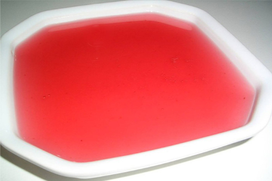 Rhubarb and red wine jelly - A recipe by Epicuriantime.com