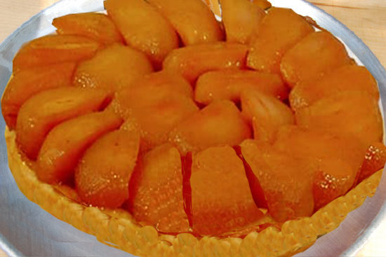Tarte tatin - A recipe by Epicuriantime.com