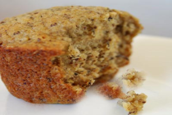 Banana bran muffins - A recipe by Epicuriantime.com