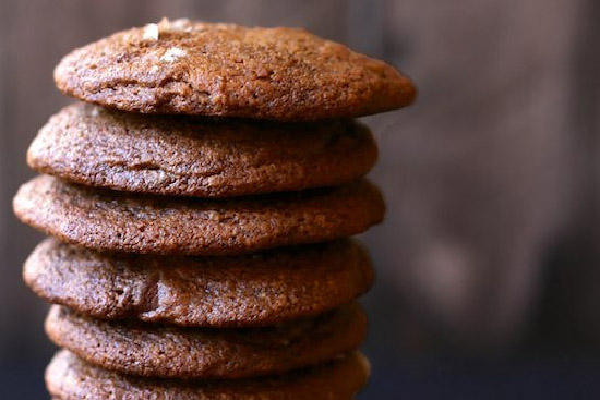 Bakers chocolate cookies