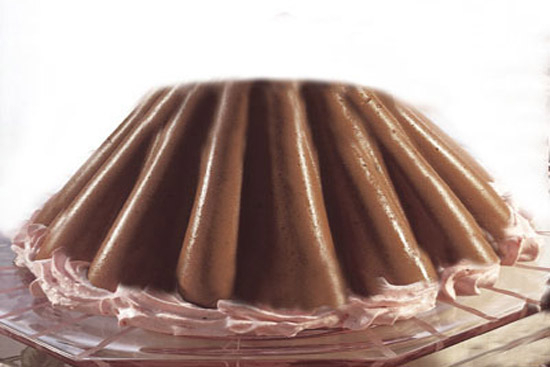 Chocolate bavaroise