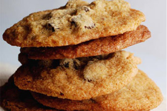 Chocolate chips cookies - A recipe by Epicuriantime.com