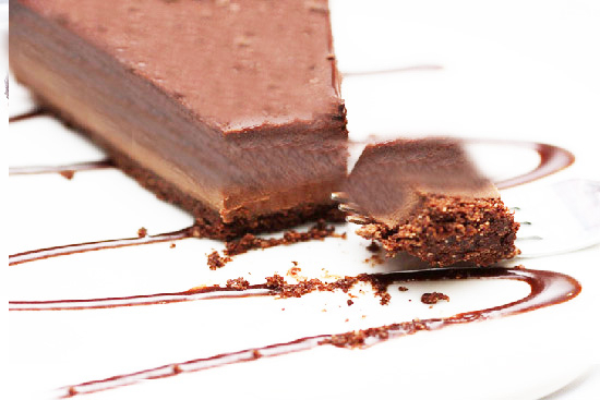 Chocolate mocha torte - A recipe by Epicuriantime.com