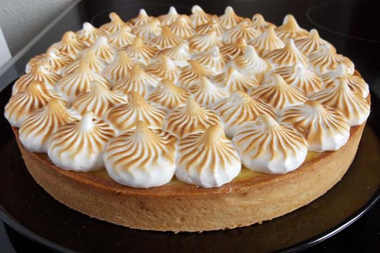 Almond pie crust