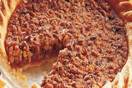 Southern pecan pie - A recipe by Epicuriantime.com