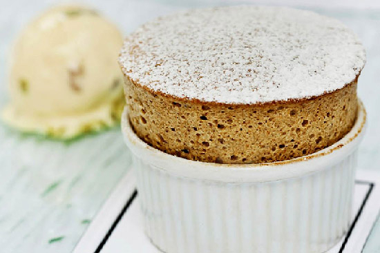 Prune soufflés - A recipe by Epicuriantime.com