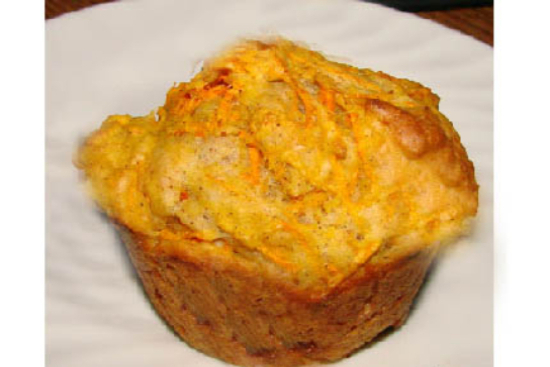Carrot muffins - A recipe by Epicuriantime.com