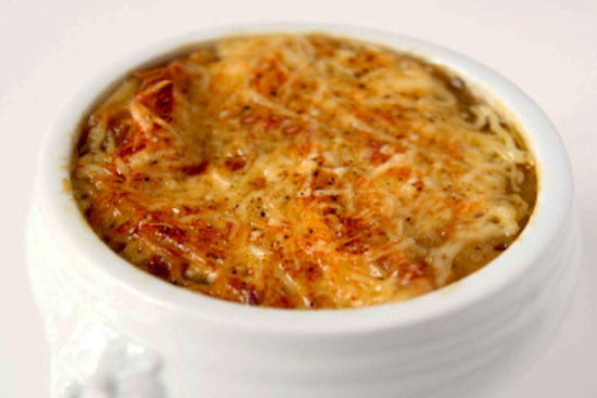 French onion soup - A recipe by Epicuriantime.com