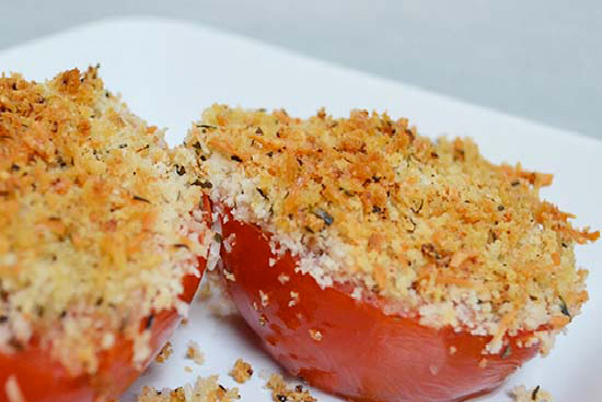 Tomatoes provencale - A recipe by Epicuriantime.com