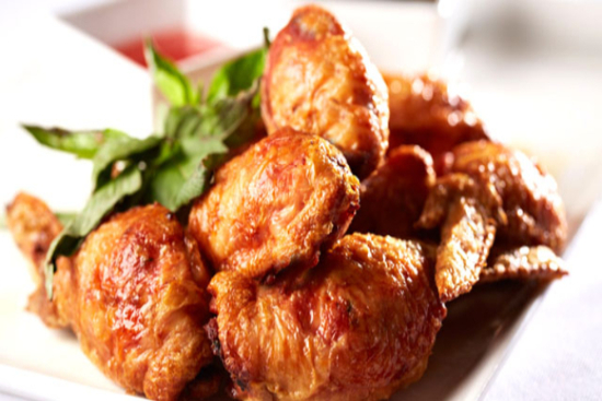 Stuffed Chinese chicken wings - A recipe by Epicuriantime.com