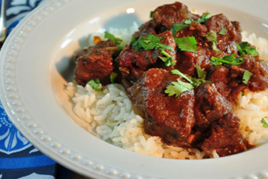 Curried lamb - A recipe by Epicuriantime.com