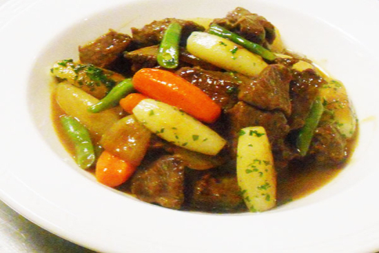 Navarin of lamb with vegetables - A recipe by Epicuriantime.com