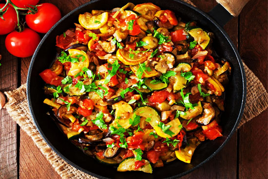 Ratatouille - A recipe by Epicuriantime.com