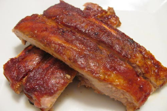 Pork spareribs - A recipe by Epicuriantime.com