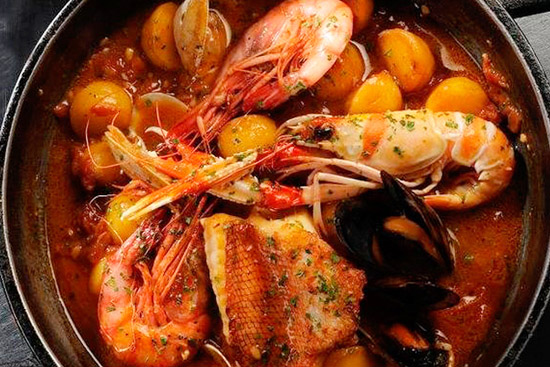 Bouillabaisse - A recipe by Epicuriantime.com