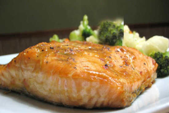 Baked salmon fillets - A recipe by Epicuriantime.com