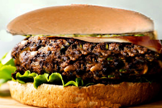 Black bean burgers - A recipe by Epicuriantime.com