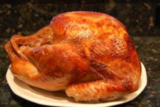 Classic roast turkey - A recipe by Epicuriantime.com