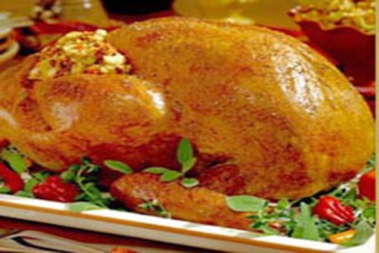 Perfect roasted turkey - A recipe by Epicuriantime.com