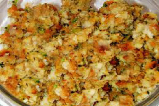 Classic stuffing - A recipe by Epicuriantime.com