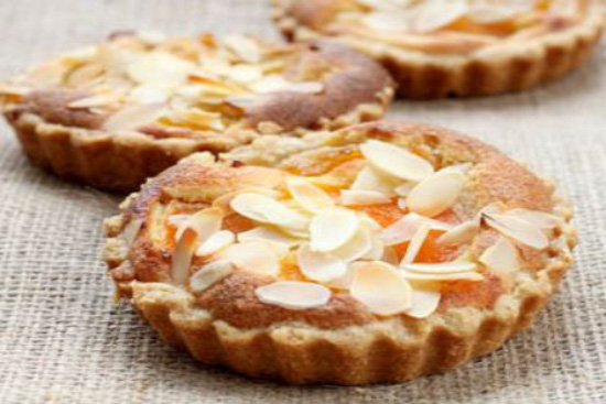 Almond tartlets