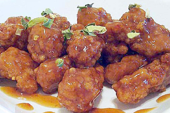 General tso chicken - A recipe by Epicuriantime.com