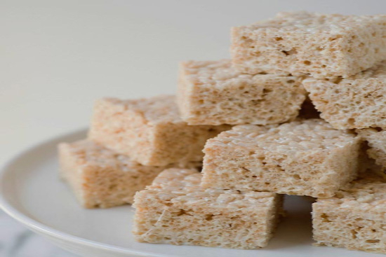 Rice crispies cakes - A recipe by Epicuriantime.com