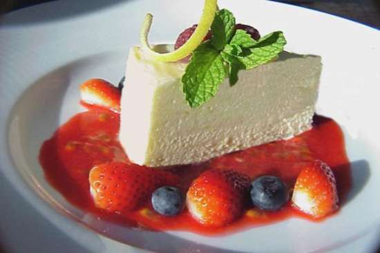 Mascarpone cheesecake - A recipe by Epicuriantime.com