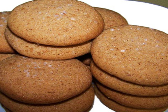 Swedish ginger cookies - A recipe by Epicuriantime.com
