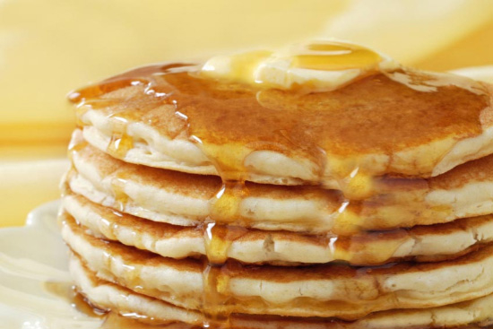 Quick and easy pancakes - A recipe by Epicuriantime.com