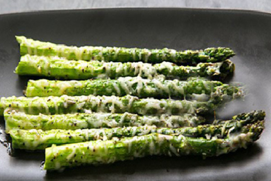 Roasted asparagus - A recipe by Epicuriantime.com