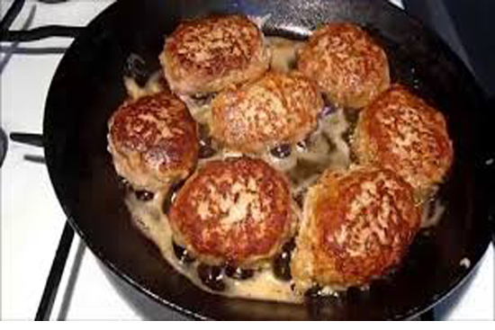 Frikadeller - Danish pork meatballs - A recipe by wefacecook.com